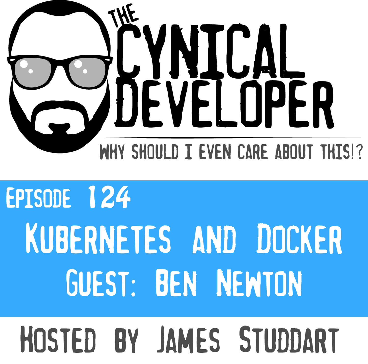 Episode 124 - Kubernetes and Docker
