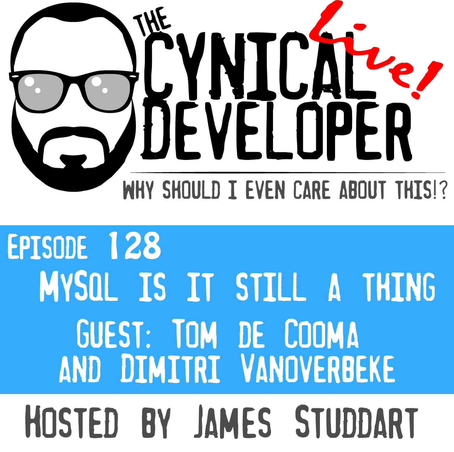 Episode 128 - Is MySQL still a thing? - Percona Live Europe 2019