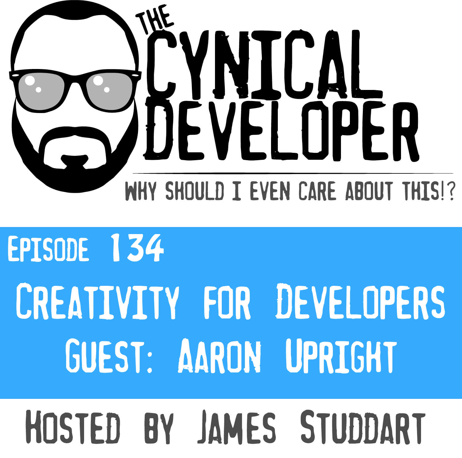 Episode 134 - Creativity for Developers