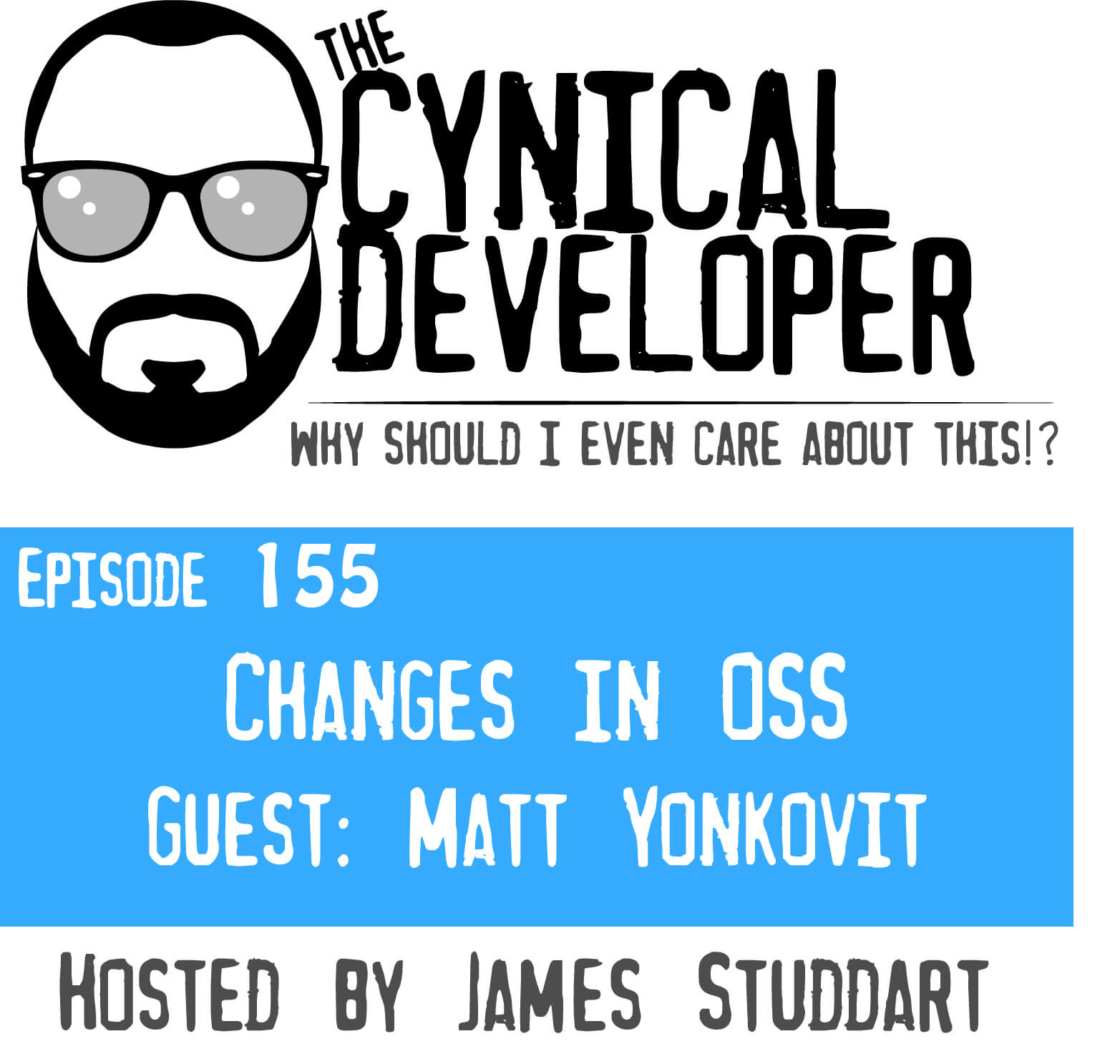 Episode 155 - Changes in OSS