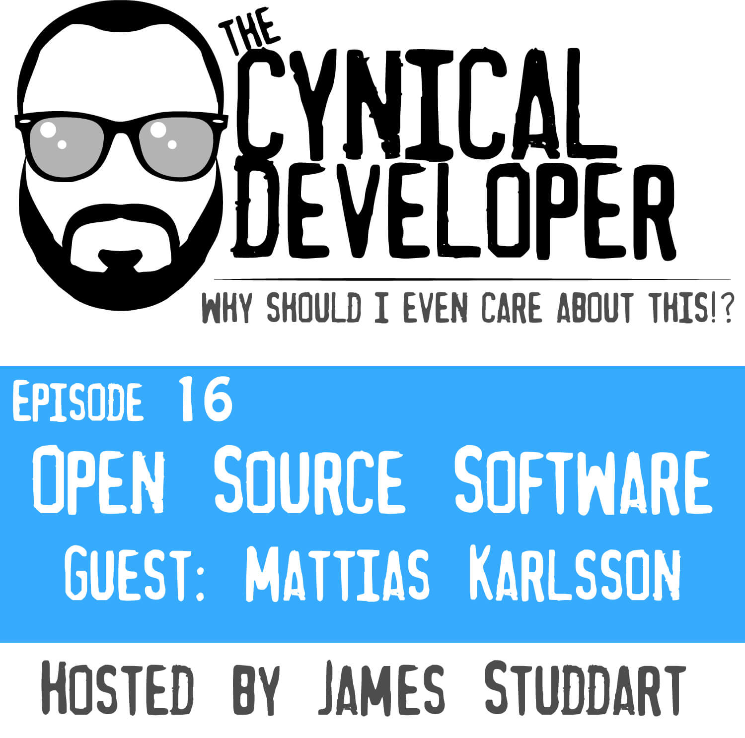Episode 16 - Open Source Software