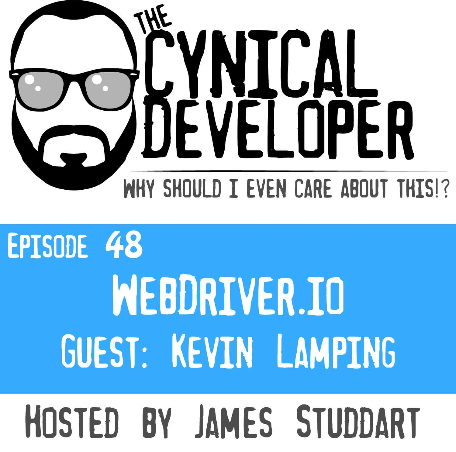 Episode 48 - WebdriverIO