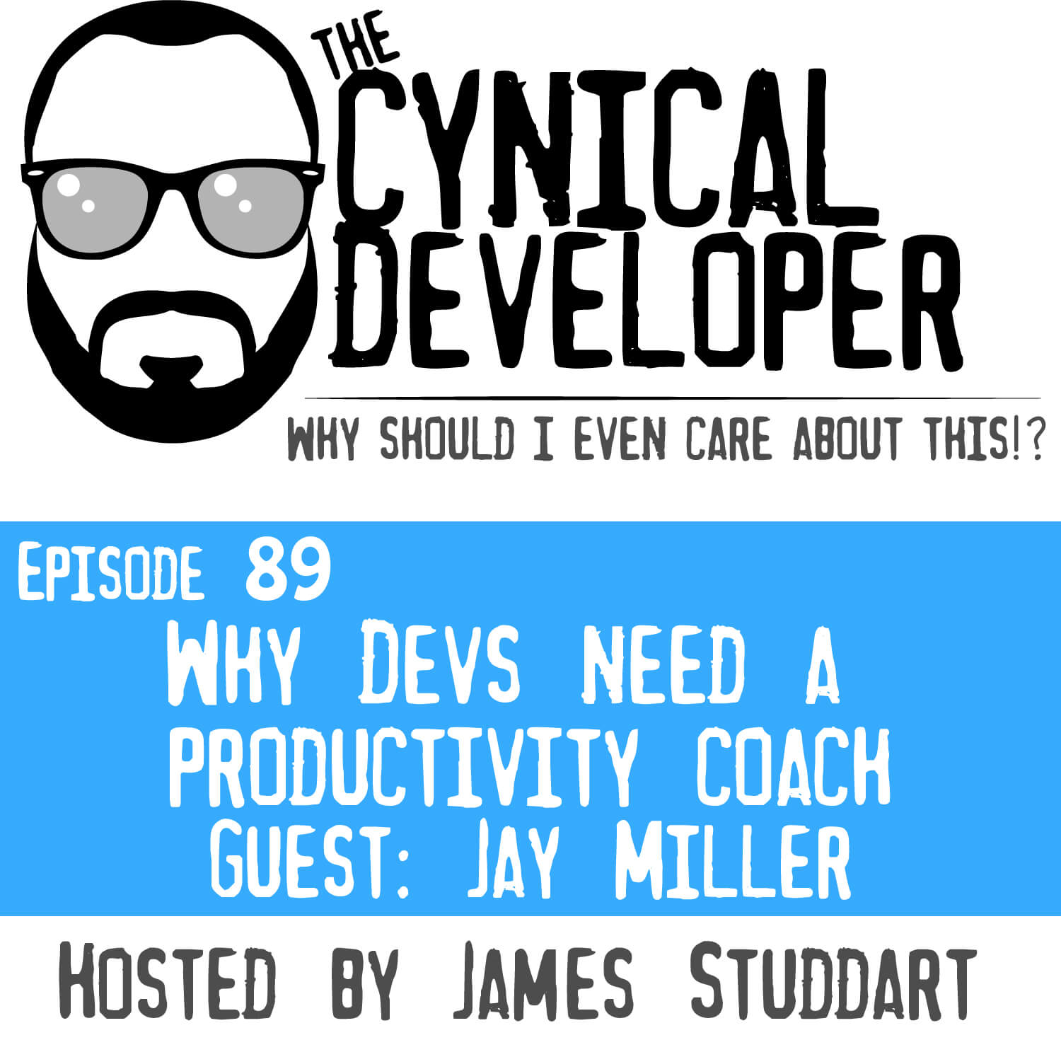 Episode 89 - Why Devs need a Productivity Coach